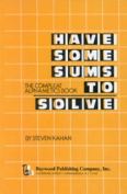 Have Some Sums to Solve