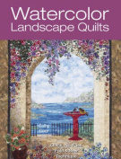Watercolor Landscape Quilts