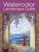 Watercolor Landscape Quilts