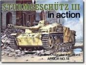 Sturmgeschutz IV in Action