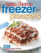 Taste of Home Freezer Pleasers Cookbook