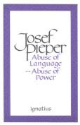 Abuse of Language