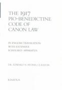 1917 Pio-Benedictine Code of Canon Law