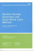 Random Number Generation and Quasi-Monte Carlo Methods