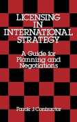 Licensing in International Strategy