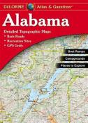 Alabama Atlas and Gazetteer