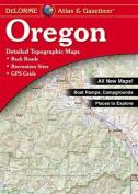 Oregon Atlas and Gazetteer