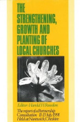 Strengthening Growth and Planting Churches