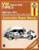 Volkswagen 1500/1600 Type 3 Owner's Workshop Manual (Classic Reprint Series