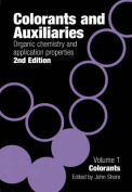 Colorants and Auxiliaries: Organic Chemistry and Application Properties