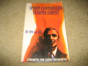 The Spirit Controlled Temperament