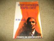 The Spirit Controlled Temperament