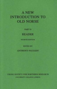A New Introduction to Old Norse