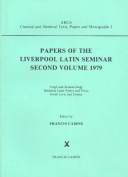Papers of the Liverpool Latin Seminar, Volume 2, 1979