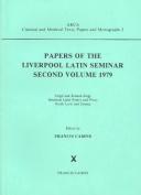 Liverpool Latin Seminar