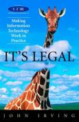 It's Legal