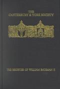 The Register of William Bateman, Bishop of Norwich, 1344-55