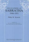 Excavations at Sabratha 1948-1951