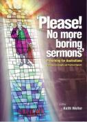 Please! No More Boring Sermons