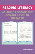 Reading Literacy at Junior School Level in Zimbabwe