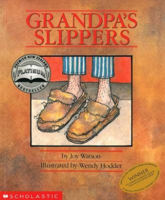 Grandpa 39 s slippers read by reading series joy watson for Fishpond books