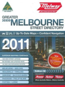 Greater Melbourne Street Directory 2011