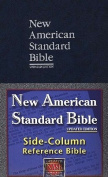 Side Column Reference Bible-NASB-Large Print [Large Print]