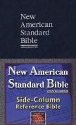 Side Column Reference Bible-NASB-Large Print [Large Print]