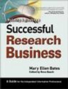 Building and Running a Successful Research Business