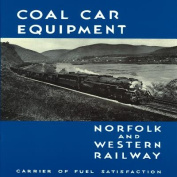 Norfolk and Western Railway Coal Car Equipment