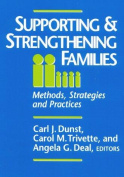 Supporting and Strengthening Families