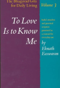 To Love Is to Know Me