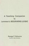 "A Teaching Companion to Lemmon's ""Beginning Logic"""