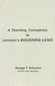 "A Teaching Companion to Lemmon's ""Beginning Logic"""