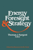 Energy, Foresight and Strategy