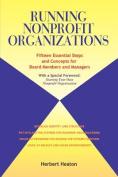 Running Nonprofit Organizations