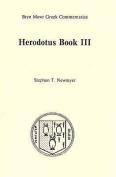 Herodotus: Bk. 3
