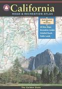 Benchmark California Road & Recreation Atlas, 7th Edition
