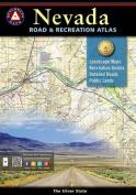Benchmark Nevada Road & Recreation Atlas, 3rd Edition