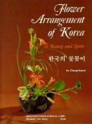 Flower Arrangement from Korea