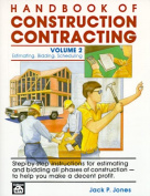 Handbook of Construction Contracting Vol. 2