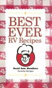 Best Ever RV Recipes