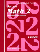 Saxon Math 2 Set