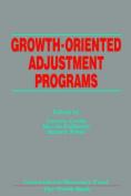 Growth-Orientated Adjustment Programs