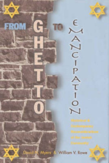 From Ghetto to Emancipation: Historical and Contemporary Reconsideration of the Jewish Community
