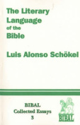 The Literary Language of the Bible