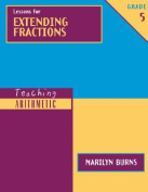 Lessons for Extending Fractions