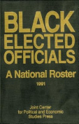 Black Elected Officials 1991