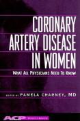 Coronary Artery Disease in Women