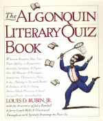 The Algonquin Literary Quiz Book